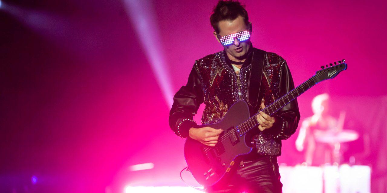 Muse: Un viaje retro-futurista en el Foro Sol