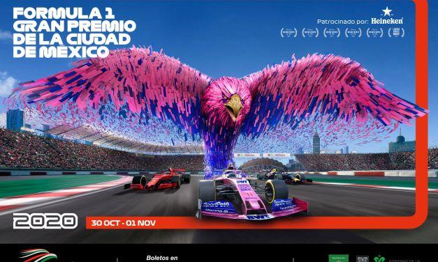 El Gran Premio de la CDMX ya tiene fechas de venta