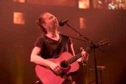 Concluye Radiohead serie de shows para cuarentena