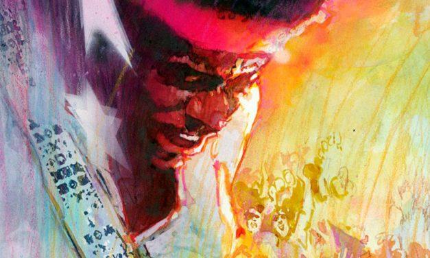 TV UNAM recuerda a Jimi Hendrix