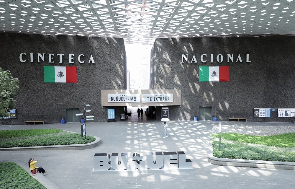 La Cineteca Nacional cumple 47 años