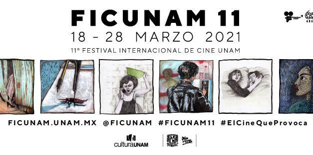 ¡La 11° edición de FICUNAM ya está aquí!
