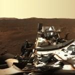 Aterrizaje en Marte ¡en primera fila!