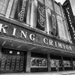 Lanza King Crimson en Youtube álbum grabado en CDMX