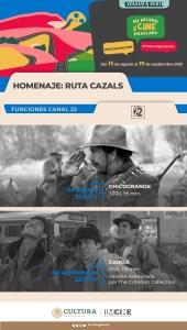 Ruta Cazals - Canal22