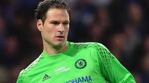 Asmir Begovic younger photo one at skysports.com