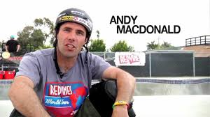 Andy Macdonald - foto más antigua uno en youtube.com