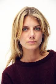 Mélanie Laurent younger photo two at pinterest.com