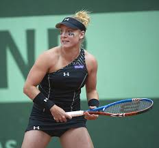 Bethanie Mattek-sands younger photo two at si.com