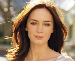 Emily Blunt younger photo two at pinterest.com