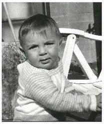 Gianluigi Buffon kindertijd foto een via footballplayerschildhoodpics.blogspot.in