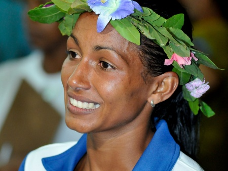 Simone Alves Da Silva jongere foto een via globoesporte.globo.com