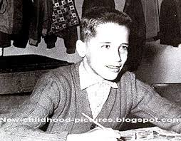 Arnold Schwarzenegger childhood photo one at new-childhood-pictures.blogspot.in