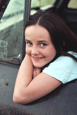 Jena Malone childhood photo one at oocities.org