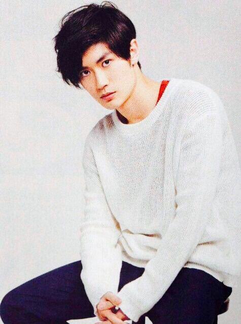 Haruma Miura jongere foto een via pinterest.com