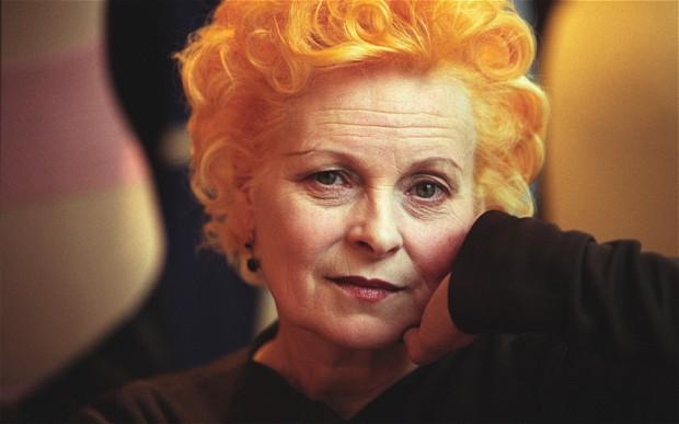 Vivienne Westwood photos plus jeunes un à styleft.com