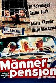 Heike Makatsch first movie: Jailbirds
