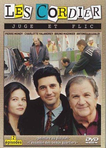 Sofia Boutella first movie: Les Cordier, juge et flic