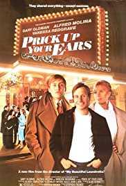 Sean Pertwee premier film: Prick Up Your Ears