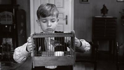 Christian Friedel, foto de infância um em blogspot.com