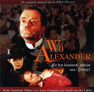 Wilfried De Jong first movie:  Wij Alexander
