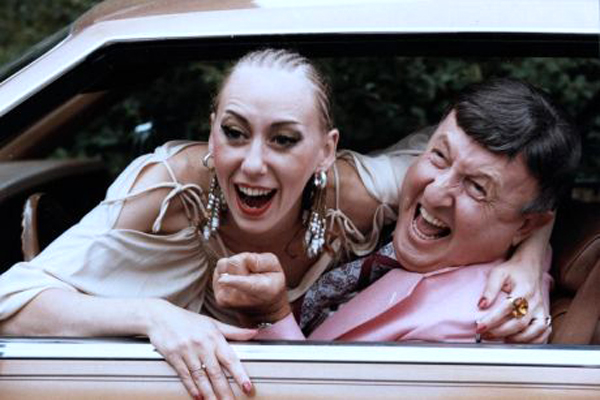 Mink Stole first movie:  Roman Candles