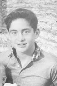 Michael Douglas childhood photo one at pinterest.com