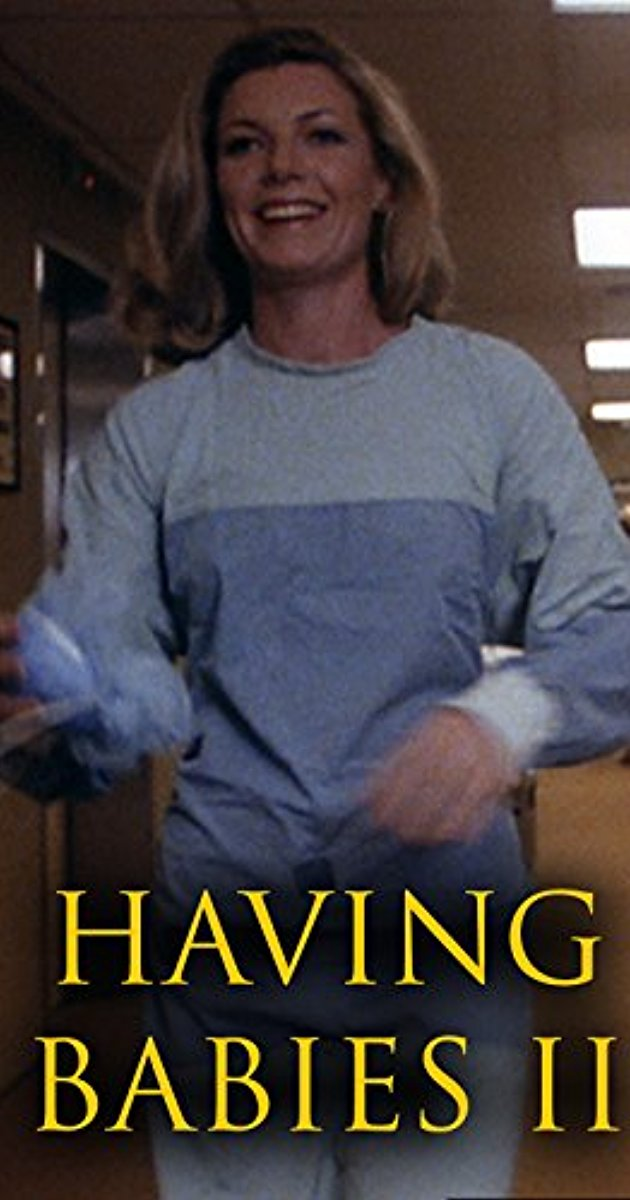 Rosanna Arquette first movie:  Having Babies II