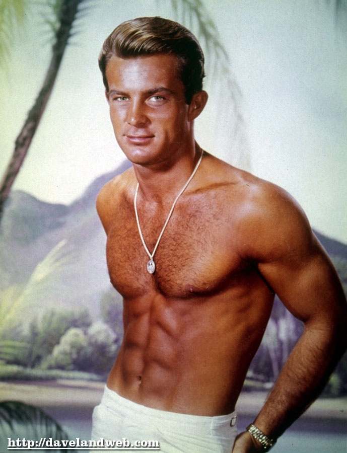 Robert Conrad younger photo one at pinterest.com