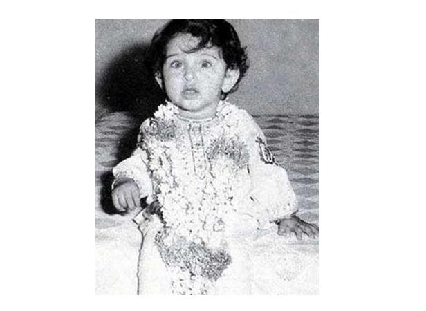 Hrithik Roshan kindertijd foto een via filmfare.com