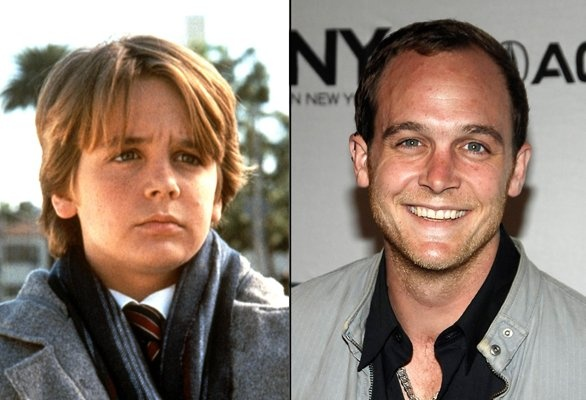Ethan Embry childhood photo one at pinterest.com