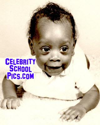 Don Cheadle childhood photo one at Pinterest.com