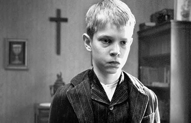 Christian Friedel, foto de infância dois em complex.com