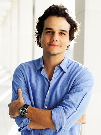 Wagner Moura younger photo two at pinterest.com