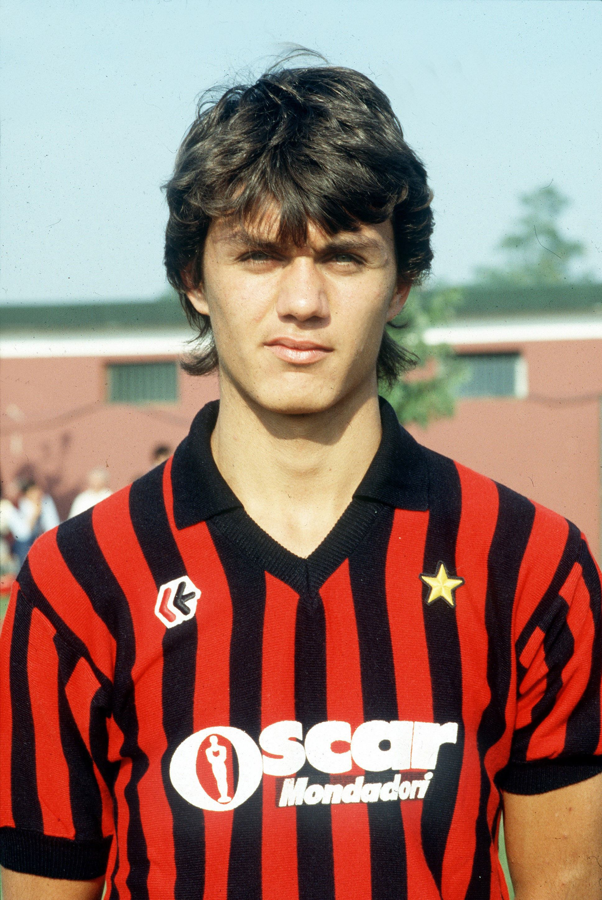 Paolo Maldini Wiki Young s Ethnicity & Gay or Straight