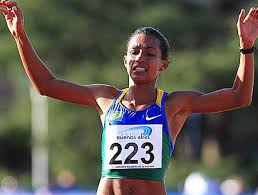 Simone Alves Da Silva - de gracieuze en vriendelijke sporter met Braziliaanse roots in 2020