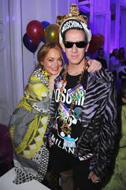 Jeremy Scott - the nice, intelligent, designer with American roots in 2020