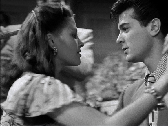 Tony Curtis first movie:  Criss Cross