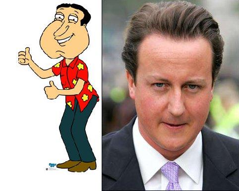 David Cameron, quagmire