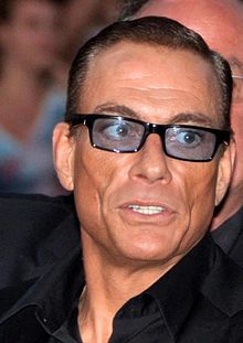 Jean-claude Van Damme - the passionate actor  with Belgian roots in 2019