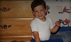 Sidney Crosby kindertijd foto een via Pinterest.com