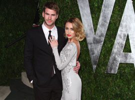 Liam Hemsworth Rules Out Miley Cyrus Marriage, Says He's Too Young