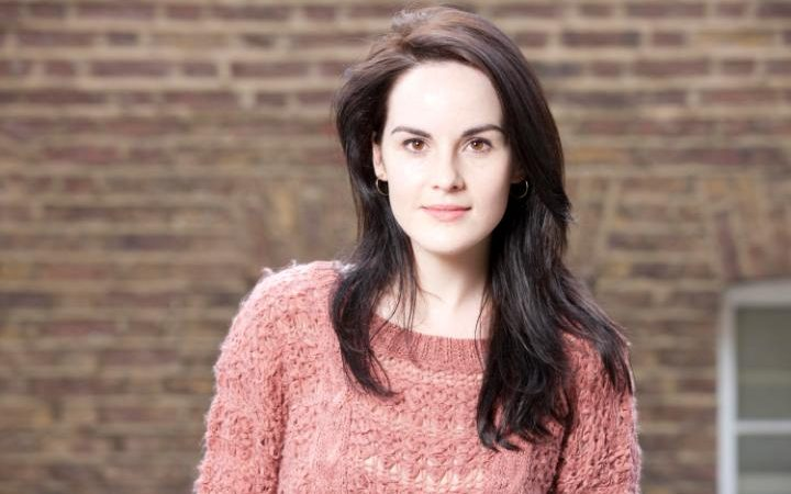 Michelle Dockery younger photo two at claimfame.com