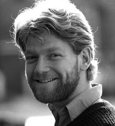 Kenneth Branagh younger photo two at Pinterest.com