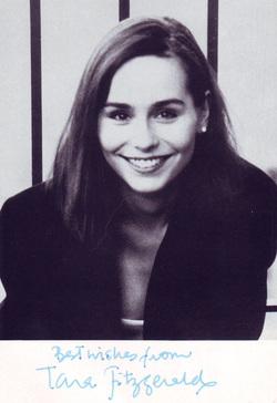 Tara Fitzgerald , foto mais antiga um em google.com