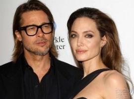 Getting Ready For A Wedding? Brad Pitt And Angelina Jolie's French Home Under Renovation