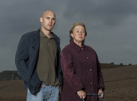 'Oh Look It's Creepy Nige' Broadchurch's Joe Sims Talks Dog Murdering And Hints At What's To Expect From Series Two