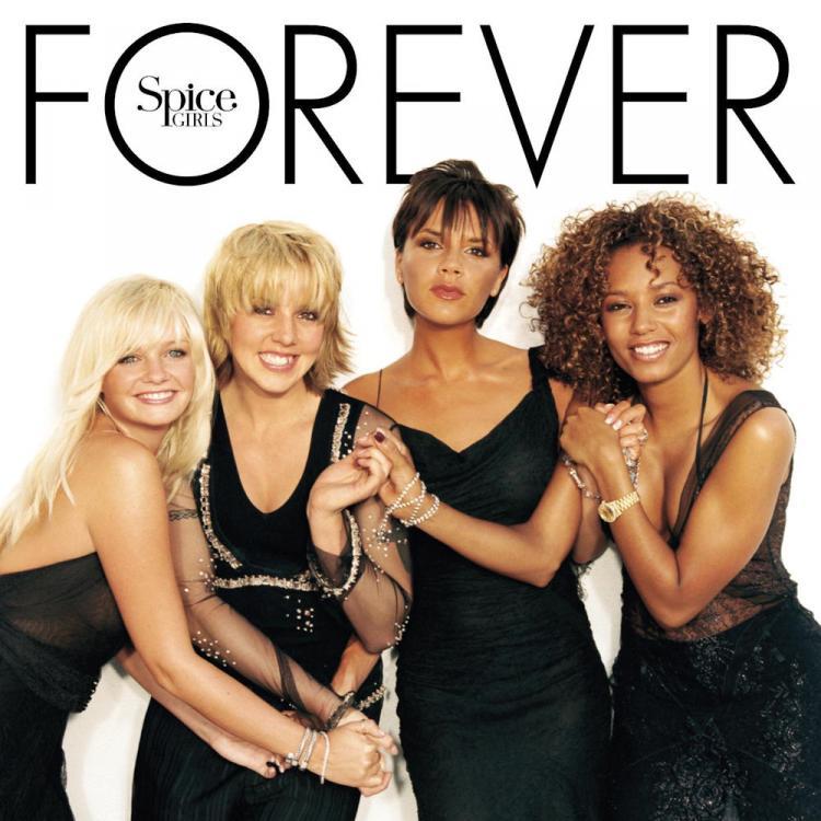 Spice Girls album Forever