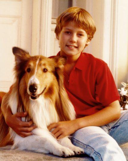 Will Estes, foto de infancia uno en Pinterest.com