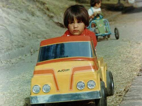 Juan Pablo Montoy, foto de infancia uno en Pinterest.com
